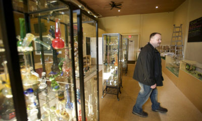 Nation's First Government-Run Cannabis Shop Opens in WA