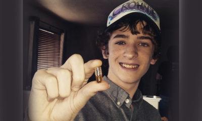 Teen Uses Cannabis to Treat Crohn's Disease