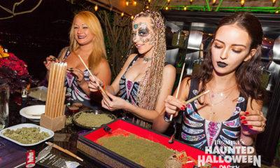 BigMike Throws Outrageous Halloween Bash