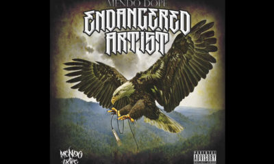 """Music Review: """"Endangered Artist"""" by Mendo Dope"""