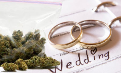 Expo for Brides Who Want To Say 'I Do' to Weed Coming to SF